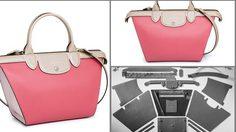 งามแท้!! กระเป๋า Longchamp ใบนี้พิเศษสุดๆ เพราะมีใบเดียวในโลก
