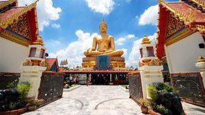 เที่ยวเมืองไทย สิงห์บุรี ถิ่นคนกล้า ย่านการค้า พระพุทธรูปงามตา