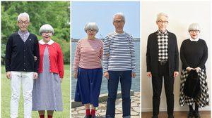 เพราะเรานั้นคู่กัน! แฟชั่นคู่รัก วัย 60 ปี ที่ไม่ยอมให้อายุมาหยุดความสนุกในการแต่งตัว