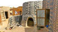 เสพความงาม สถาปัตยกรรม บ้านดิน ของชนเผ่าเก่าแก่ในแอฟริกา