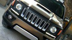เมื่อ Toyota Fortuner ถูกโมดิฟายให้กลายเป็น Jeep Renegade