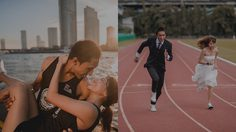 วิ่งจนเจอรัก! พรีเวดดิ้งคู่รักนักวิ่ง เพราะ วิ่ง ทำให้รักบังเกิด