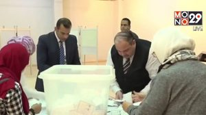 ผู้นำอียิปต์คว้าชัยเลือกตั้งถล่มทลาย นั่งเก้าอี้ประธานาธิบดีอีกสมัย
