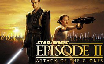 Star Wars Episode II : Attack of the Clones สตาร์วอร์ส เอพพิโซด 2 : กองทัพโคลนจู่โจม