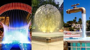 ความคิดเป็นเลิศ!! 15 สุดยอดความสวยงามของ น้ำพุ จากทั่วโลก