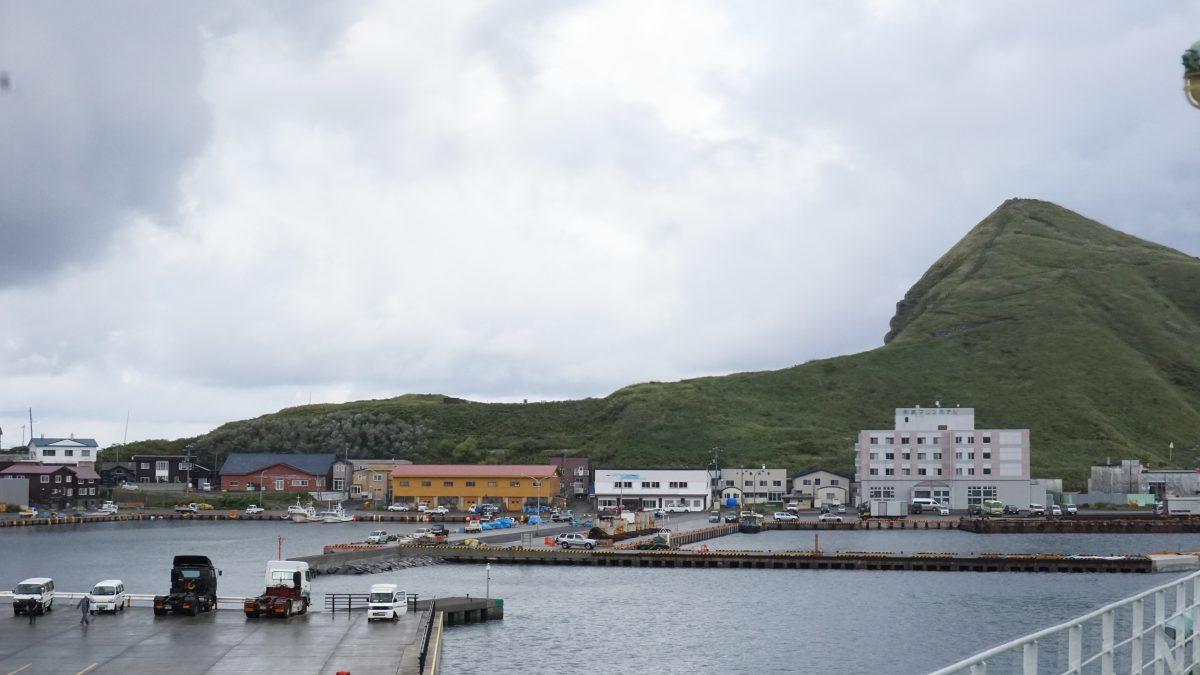 เที่ยวเกาะริชิริ-เกาะเรบุน