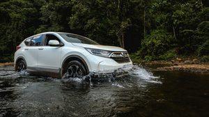 Honda CR-V ยนตรกรรมเอสยูวี ที่ให้คุณมากกว่าแค่ความอเนกประสงค์