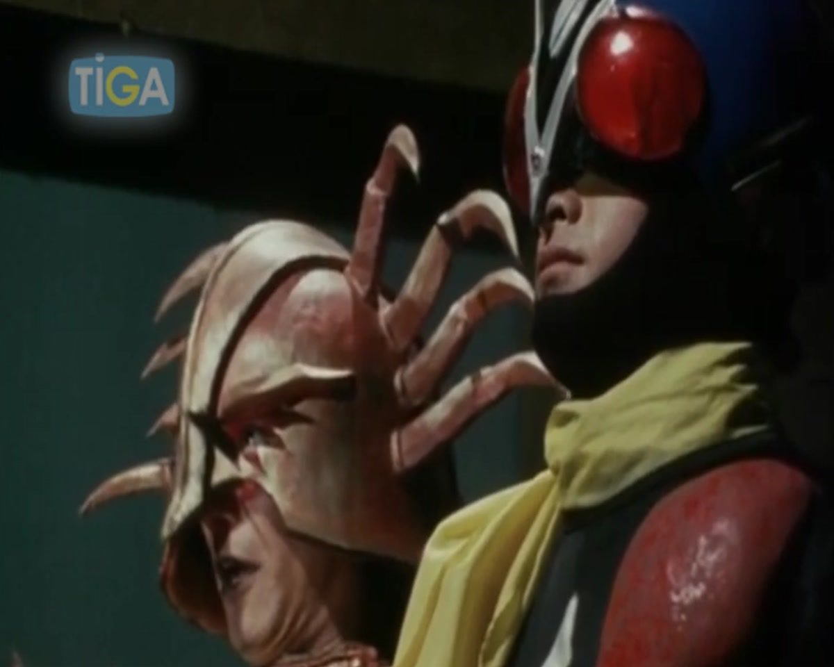 Masked Rider V3 ตอนที่ 47-1