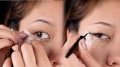 สก็อตเทปกู้วิกฤต! เปลี่ยนตาให้สวยเป๊ะได้ภายในไม่กี่วินาที