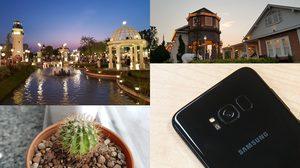 ตัวอย่างภาพกล้อง Samsung Galaxy S8 ก่อนวางขายจริงสิ้นเดือนนี้