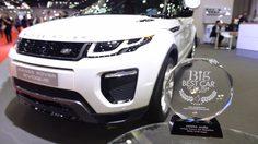 Jaguar Landrover รับรางวัล ในงาน  Big Best Car of The Year 2016-2017