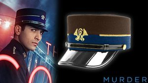 ประกาศผล : แจกของรางวัล! หมวกพรีเมียม จากภาพยนตร์เรื่อง Murder on the Orient Express