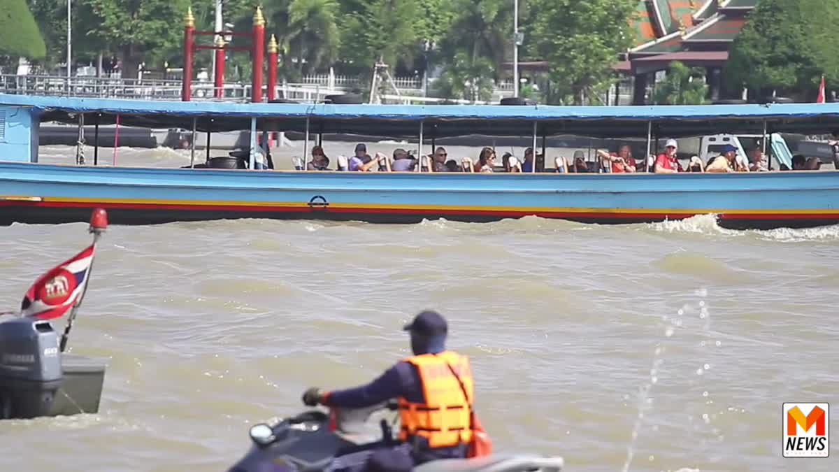 กองทัพเรือ เปิดศูนย์ช่วยเหลือผู้ประสบภัยทางน้ำวันลอยกระทงปี 60