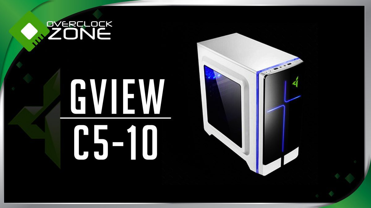 รีวิว Gview C5-10 : RGB Case