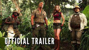 Jumanji ภาคใหม่เป็นเกมคอนโซล!!? ในตัวอย่างแรก Jumanji: Welcome to the Jungle