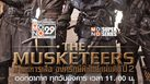 ซีรีส์ THE MUSKETEERS SEASON 2
