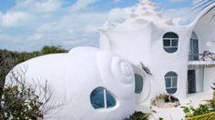 น่าอยู่ใช่ย่อย บ้านหอย Casa Caracol ประเทศเม็กซิโก