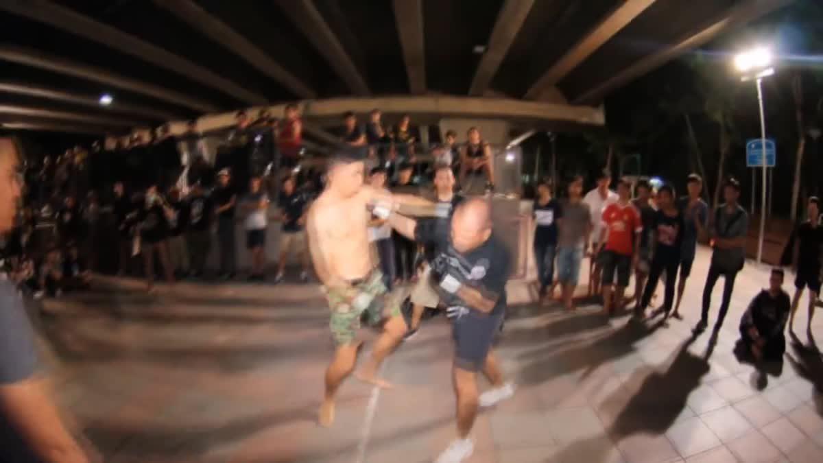 Fight Club Thailand บอล x กาย คู่ที่ 35