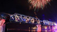 เที่ยวงานสัปดาห์ สะพานข้ามแม่น้ำแคว จ.กาญจนบุรี 2558