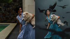 ศิละปะแฟนตาซี สุดครีเอท จากภาพถ่ายโลเคชั่นบ้าน ๆ