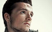 Josh Hutcherson สลัดลุค พีต้า ใน Hunger Games เป็น แฟชั่น ร๊อคเท่ๆ