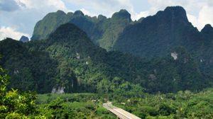 อุทยานแห่งชาติคลองพนม จังหวัดสุราษฎร์ธานี