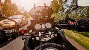 เทคโนโลยีใหม่ช่วยผู้ขับขี่ ทั้ง รถยนต์ และ มอเตอร์ไซค์ ปลอดภัยมากขึ้น