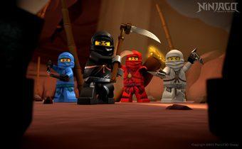 LEGO Ninjago ตัวต่อนินจา แสบซ่าส์มหากาฬ ปี 2