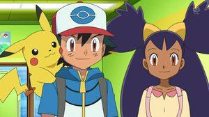 ใครเป็นใครใน Pokemon Best Wishes