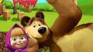 เกมส์มาช่ากับหมีปลูกผัก Masha And The Bear