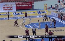 Q4 ไทย ปะทะ กาตาร์ ศึก FIBA ASIA CHALLENGE 2016
