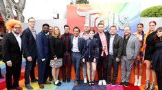 """""""แอนนา เคนดริก"""" นำทีมนักแสดงร่วมงาน """"Trolls – Los Angeles Special Screening"""""""