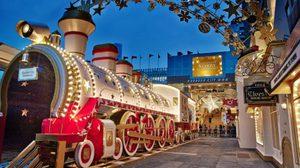 """ชวนเที่ยว เทศกาลคริสต์มาส """"ฮ่องกง วินเทอร์เฟส 2014"""""""