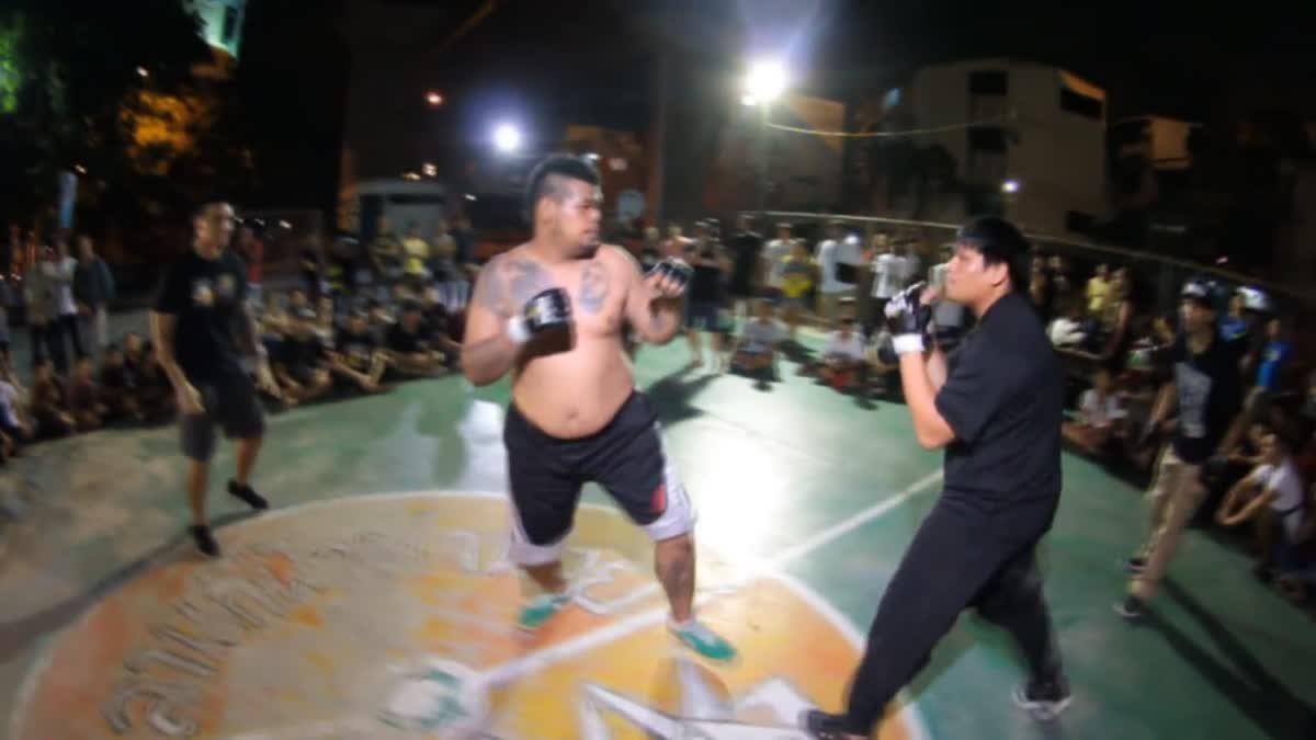 Fight Club Thailand บิว x กอล์ฟ คู่ที่ 45