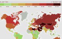 ผลสำรวจเผย ประเทศที่มลพิษเยอะที่สุดในโลก ไทยเราอยู่ในเกณฑ์ปลอดภัยอยู่