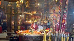 เที่ยวฮ่องกงห้ามพลาด แวะขอพรเจ้าแม่กวนอิมอันศักดิ์สิทธิ์  ณ Kwun Yum Temple