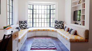 รวมไอเดียตัวอย่างตกแต่ง มุมนั่งเล่น ริมหน้าต่าง ให้สวยชิค