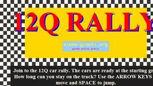 เกมส์แข่งรถ 12Q RALLY