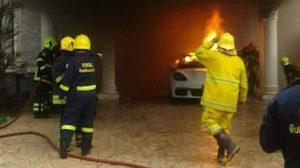 ลูกเจ้าของแจง เหตุรถหรูไฟไหม้ขณะชาร์จไฟ ชี้ประกันต้องชดใช้