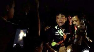 เจอแล้ว ดาบตำรวจฮีโร่ตัวจริง ถูกน้ำป่าซัด หลังช่วย 2 แม่ลูกจมน้ำ