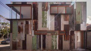 บ้านสังกะสี เก่าแต่ดูเก๋า! ด้วยสไตล์โมเดิร์นที่ไม่ธรรมดา