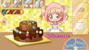 เกมส์ทำเค้ก แต่งเค้กวันเกิด Make Birth Day Cake