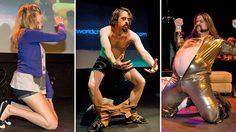 Air Sex Championships การแข่งขันเรื่องเซ็กซ์เหนือจินตนาการ ที่ประเทศสหรัฐอเมริกา