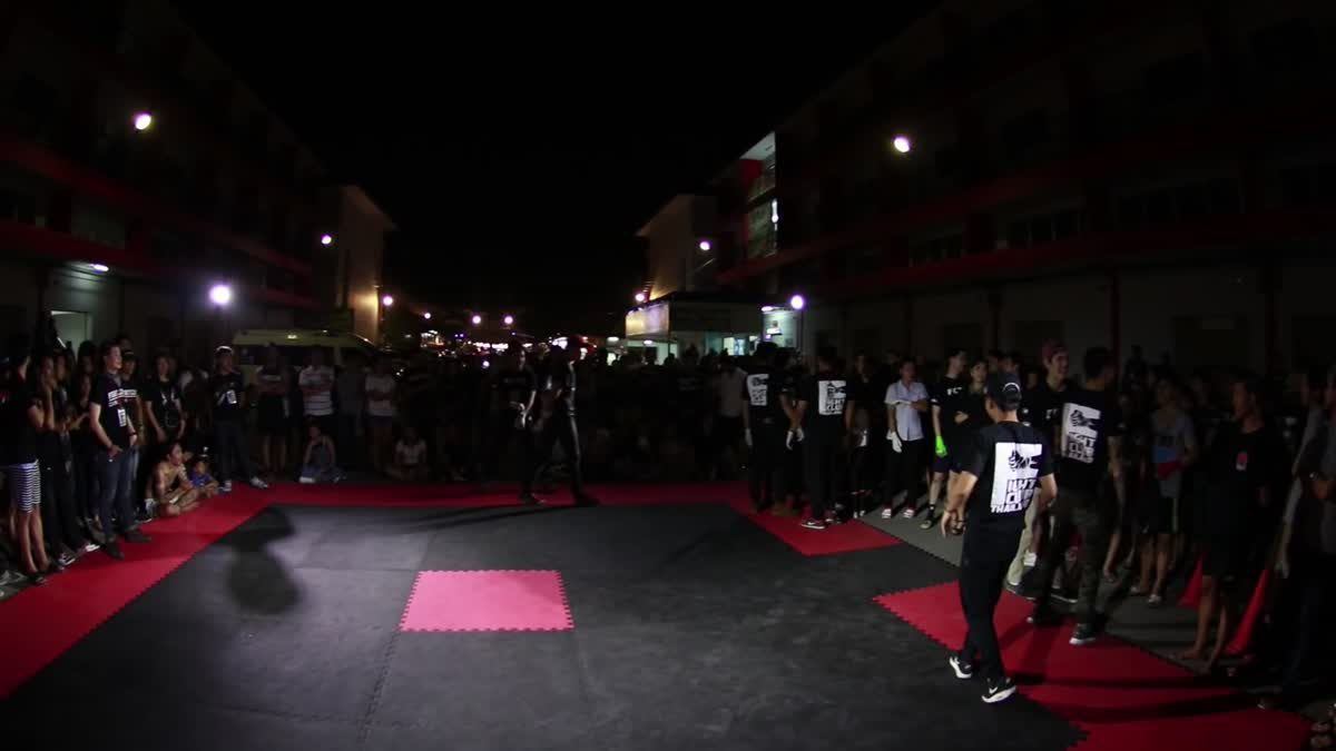 Fight Club Thailand วันสำคัญ อ๋อ ดินแดง x อาหลิง คู่ที่ 141