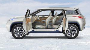 Nissan เตรียมเผยโฉม รถSUV  พลังไฟฟ้า ในเดือนตุลาคมนี้