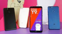 เปิดตัว HUAWEI Y9 2018 สมาร์ทโฟน 4 กล้องรุ่นใหม่ สเปคแรงในราคาเบาๆ เพียง 6,990 บาท