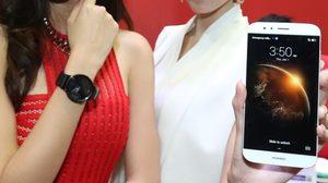 เปิดตัว Huawei G7 Plus และนาฬิกาอัจฉริยะดีไซน์คลาสสิค Huawei Watch