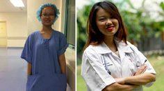 ว่าที่คุณหมออายุน้อย Chan Hao Shan สาวมาเลเซีย อายุ 19 ปี