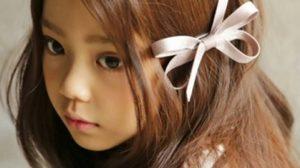 Hwang Sieun หนูน้อยวัย 7 ขวบ หน้าสวยเป๊ะ นางแบบตัวจิ๋วจากแดนกิมจิ