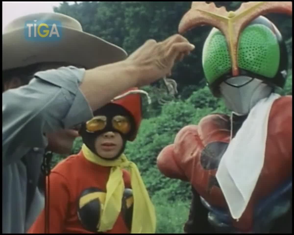 Masked Rider Stronger ตอนที่ 26-2
